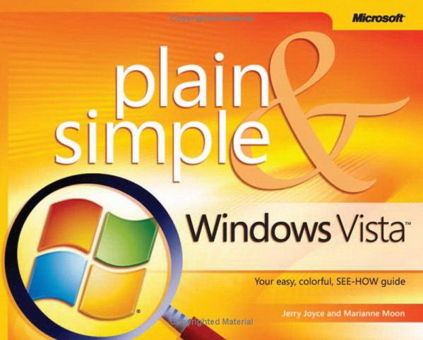 《Windows Vista Plain and Simple》[CHM]