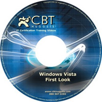 《Windows Vista 教程》(CBT Nuggets Windows Vista First Look)[Bin]