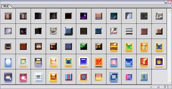 《Photoshop动作,笔刷,形状,图层样式素材合集》[ISO]