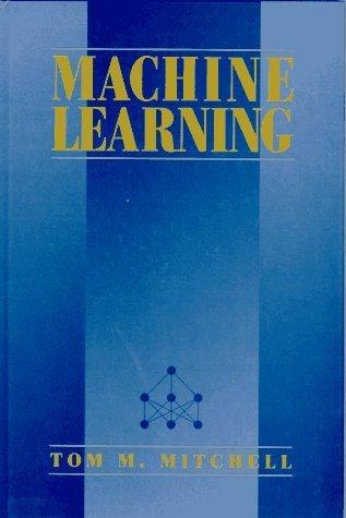 tom mitchell machine learning pdf
