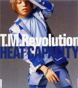 T.M.REVOLUTION -《HEAT CAPACITY》单曲[MP3!]2005-11-05 19:02:51发布人:tom评论:0 点击: