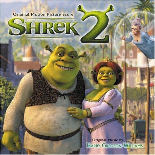 原声大碟 怪物史莱克2 Shrek 原声配乐版 score
