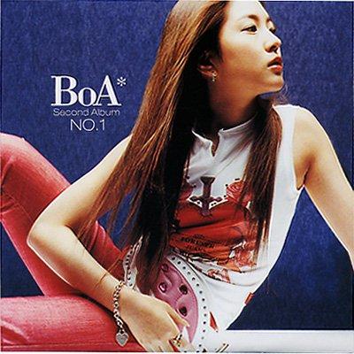 宝儿(boa) -《no.1》专辑[flac]