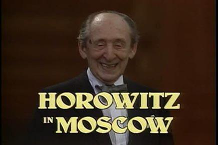 弗拉季米尔 霍洛维茨 霍洛维茨在莫斯科 Horowitz In ...