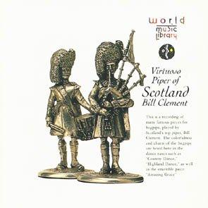 风潮唱片 国外代理馆 世界音乐图书馆 苏格兰风笛