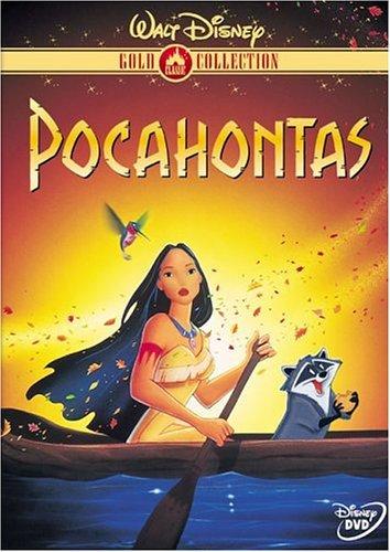 风中奇缘 Pocahonta 迪斯尼动画