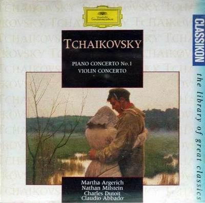 -《柴科夫斯基:第一钢琴协奏曲