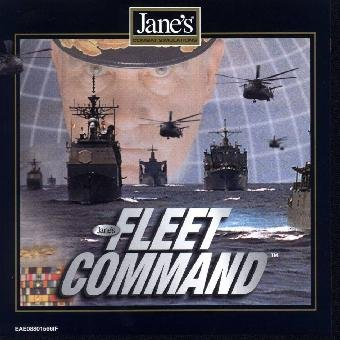 《舰队指挥官》(Jane's Fleet Command)[繁体中文版&英文版][ISO]