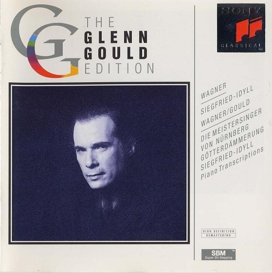 瓦格纳 Wagner 古尔德 Gould 古尔德指挥及演奏瓦格纳 ...