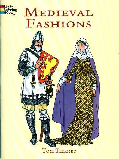 《中世纪的服饰》