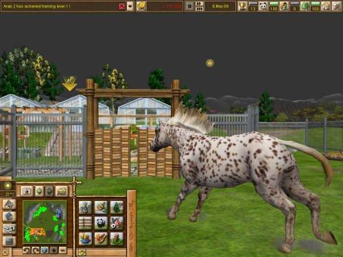 《野生动物园大亨2:马场游乐园》(Wildlife Park 2: Horses)Clone版_eD2k地址_光盘版游戏_游戏下载_ED2000资源共享