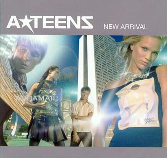A Teens-《New Arrival》[APE/343MB]
