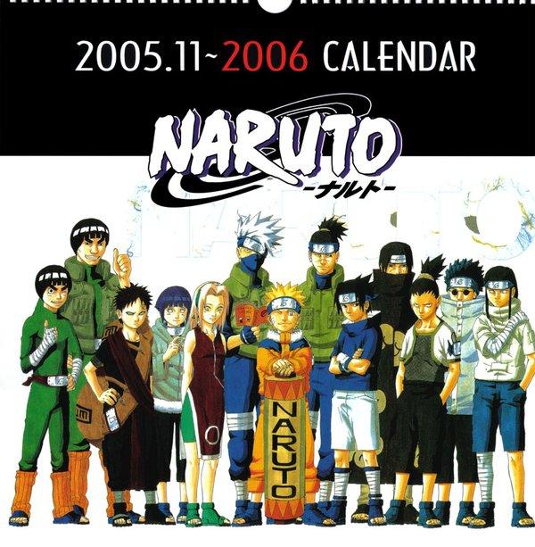火影忍者592集下载_《火影忍者混沌武士2006月历》(NarutoSamurai Champloo 2006 Calendars)[DPG ...