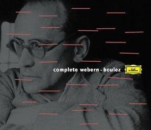 Pierre Boulez 韦伯恩作品全集 Anton Webern Complete ...