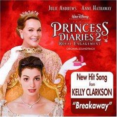 原声大碟-《公主日记2 The Princess Diaries 2:Royal Engagement》[APE/305MB]
