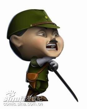 日本军人卡通图片_部队军人卡通图片_军人卡通图片qq .