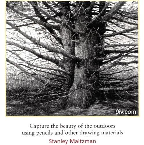 nature素描手绘教程-手绘自然风景教程》