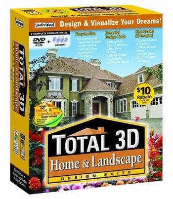 Total 3d home landscape design suite 8 deluxe - Total 3d home and landscape design suite ...