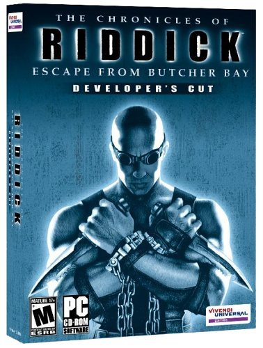 超世纪战警 Chronicles Riddick Escape From Butcher Bay