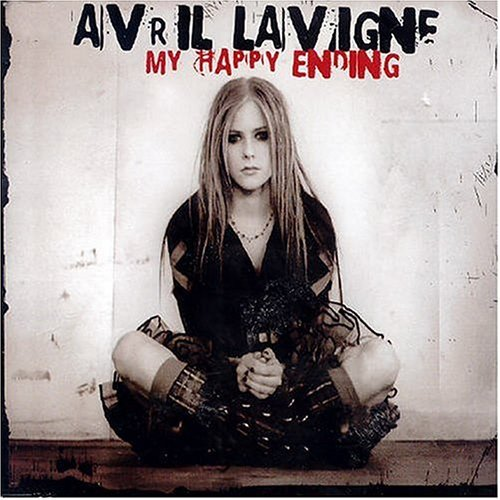 Avril Lavigne My Happy Ending. 专集名称: My Happy Ending