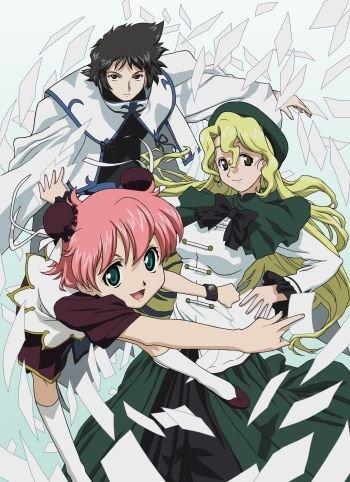 三d肉蒲完整版粤语-简评:   广受好评的动作冒险OVA《超能R.O.D》的TV版,仍然由OVA