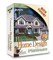 Punch professional home design suite platinum bin verycd - Punch professional home design platinum version ...