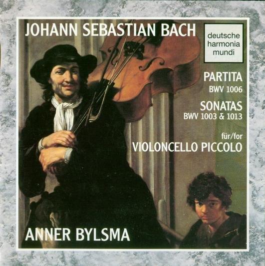 大提琴演绎的巴赫无伴奏小提琴组曲bwv 1006,无伴奏长笛奏鸣曲(组曲)b