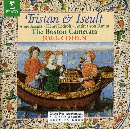 Joel Cohen -《神秘剧:特里斯坦与伊索尔德》(Tristan et ...