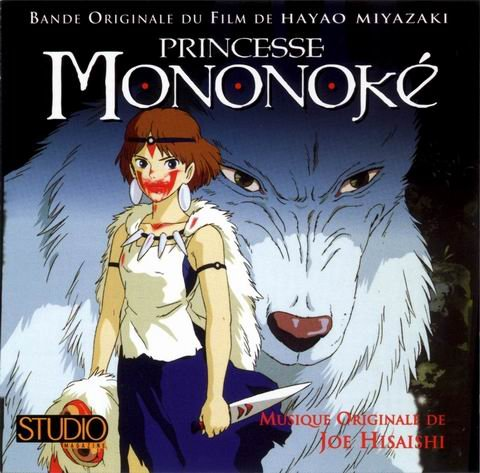 久石让 -《幽灵公主》(the princess mononoke)[mp3!