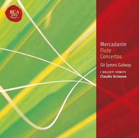 galway 高威 -《梅尔卡丹特 长笛协奏曲》(mercadante