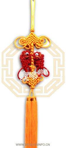 《教你编织中国结》手工编织艺术教程[chm]
