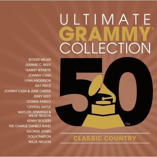 专辑封面:ultimate grammy collection classic country