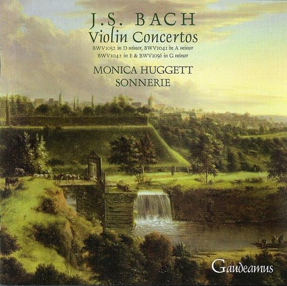 专辑介绍: 巴赫留下的小提琴协奏曲,只有a小调 bwv1041,e大调 bwv
