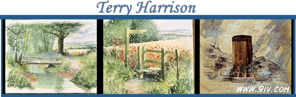 丙烯画表现出与油画类似的效果,主要用于制作有强烈视觉感受的图画.