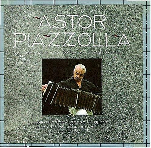 astor piazzolla 阿斯托尔·皮亚佐拉 -《小手风琴协奏曲和三首探戈