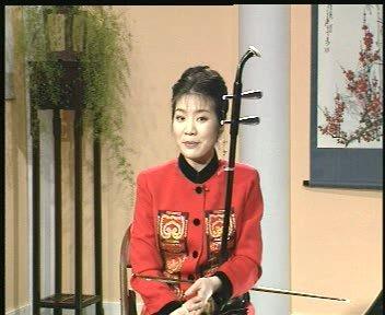 《中国二胡名曲指导》(guide to chinese erhu masterpieces playing)